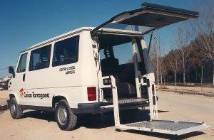 Vehicle Caixa Tarragona