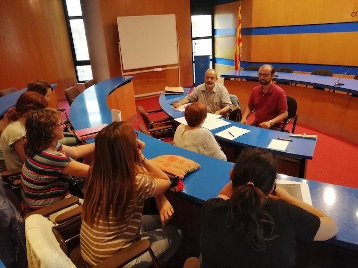 La comissió de l'Espai de Reflexió Ètica d'Apasa participa en l'Àgora de les Terres de l'Ebre