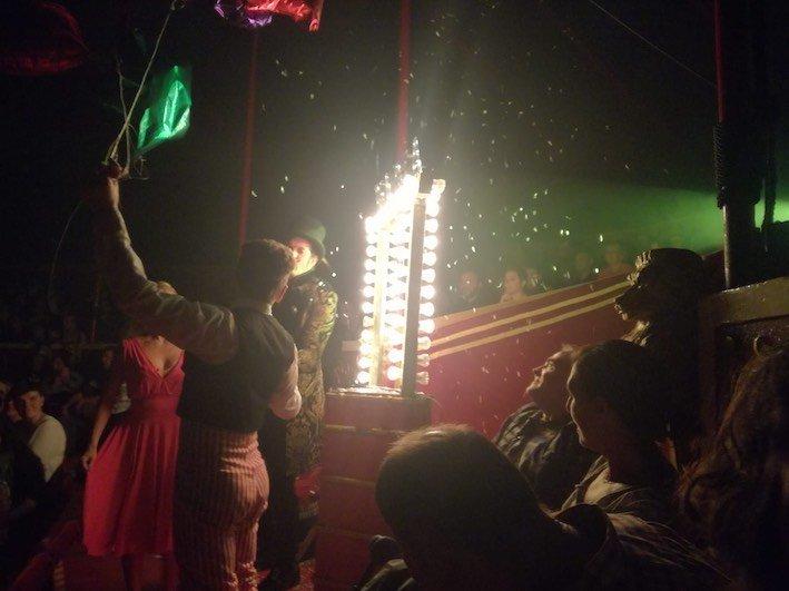 La Residència Íbera al Circ Raluy