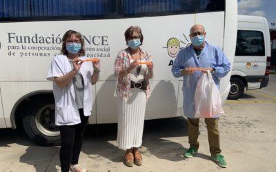 #ApasaTotAniràBé – Des d'Apasa agraïm totes les donacions de material sanitari