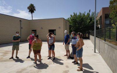#ApasaTotAniràBé – Visitem les obres del Nou Centre Ocupacional