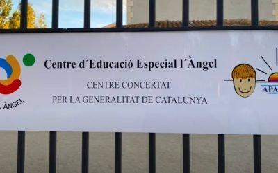 #ApasaTotAniràBé – L'Escola-1 del CEE l'Àngel ens hem traslladat