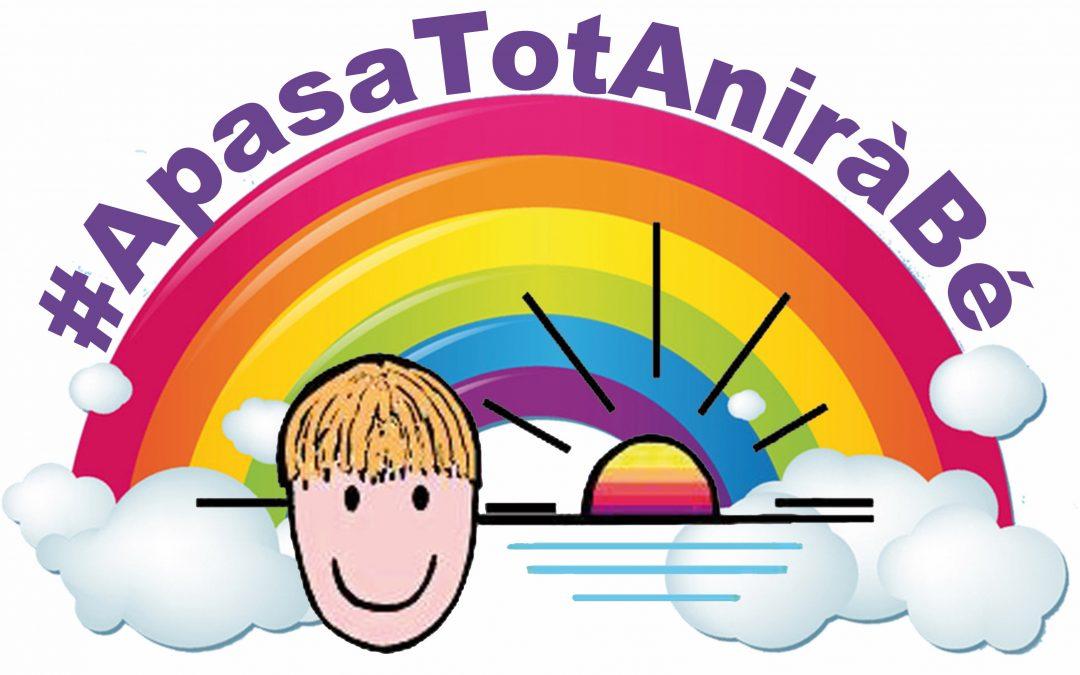 #ApasaTotAniràBé – ATENCIÓ, IMPORTANT!!!