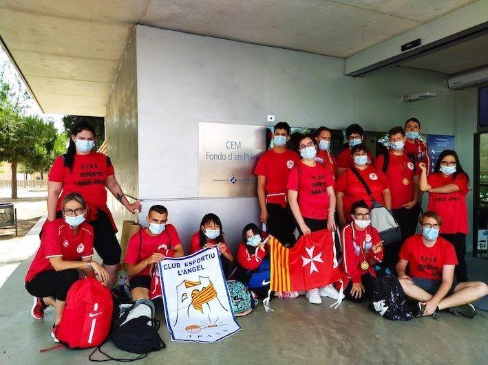 #ApasaTotAniràBé – 5è Campionat de Catalunya de Natació