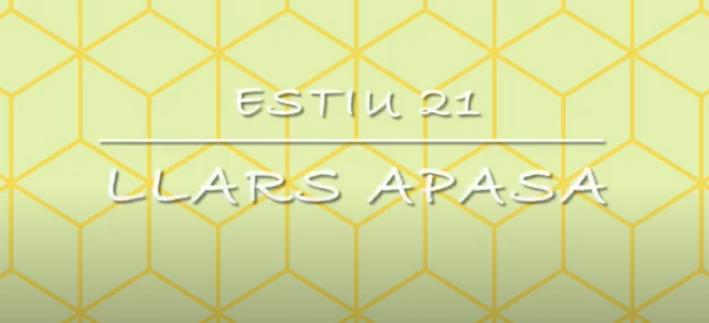 #ApasaTotAniràBé – Estiu 2021 a les Llars d'Apasa